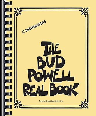 Bud Powell Real Book By Powell, Bud (CRT)